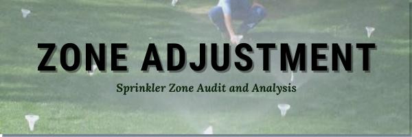Sprinkler Zone Audit